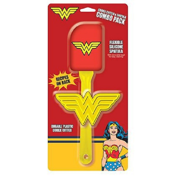 Wonder Woman Silicone Spatula