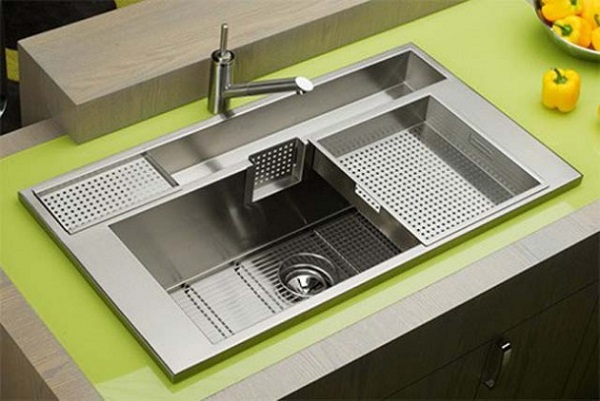 Marvelous Unusual Kitchen Sink