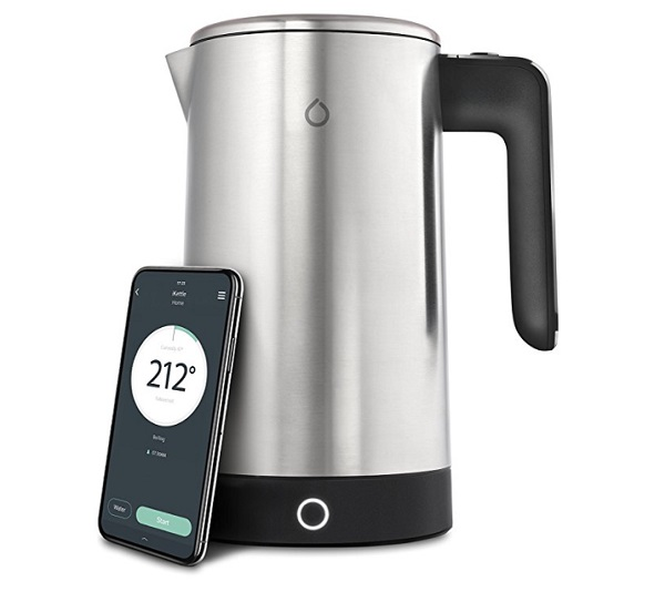 Alexa-Enabled Smarter SMKET01 Electric iKettle