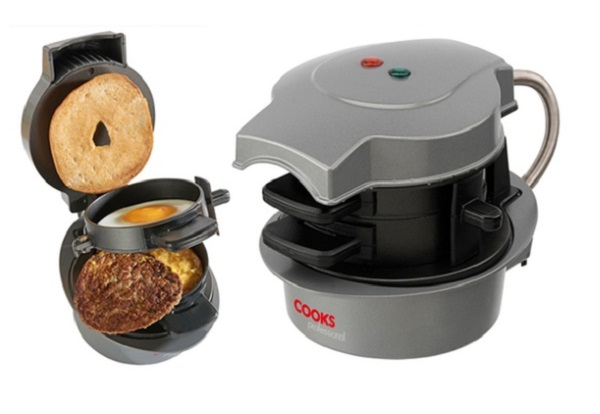 Cooks Professional Breakfast Sandwich Maker