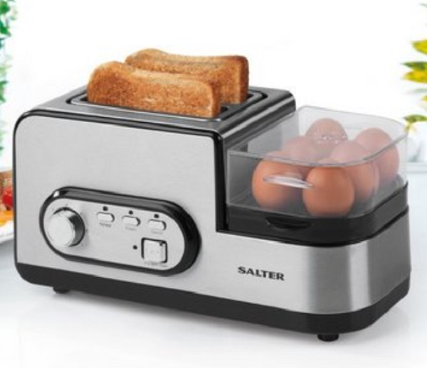Slater All-In-One Breakfast Maker