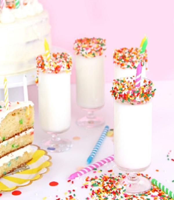 Birthday Cake Mocktail