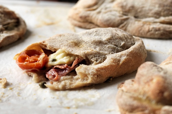 Meat Feast Calzone