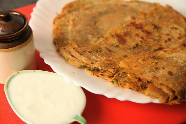 Best Recipe for Masala Paratha