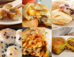 Ten Recipes for Biscuit Bombs That Really Are Da'Bomb!