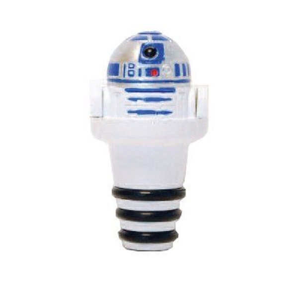R2-D2 Novelty Bottle Stopper