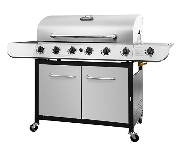 Royal Gourmet SG6002 Gas BBQ Grill (With Sear Burner)