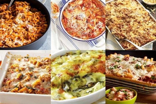Ten Amazing Pasta Bake Recipes That the Whole Family Will Enjoy