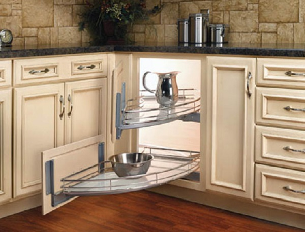 Corner Pull-Out Kitchen Corner Unit