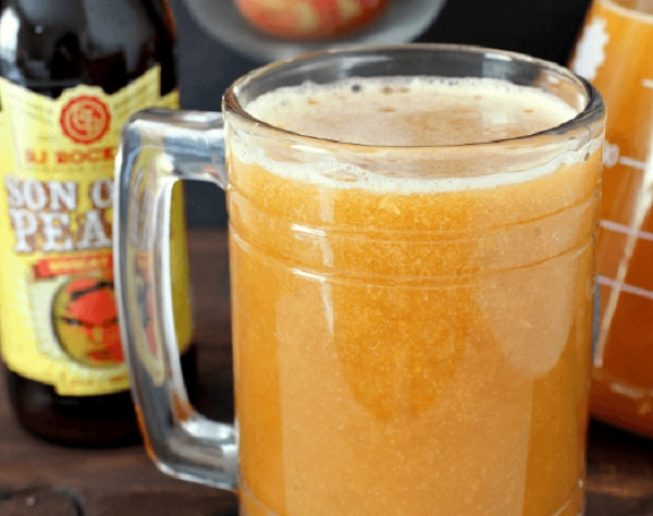 Peach Beermosa Beer