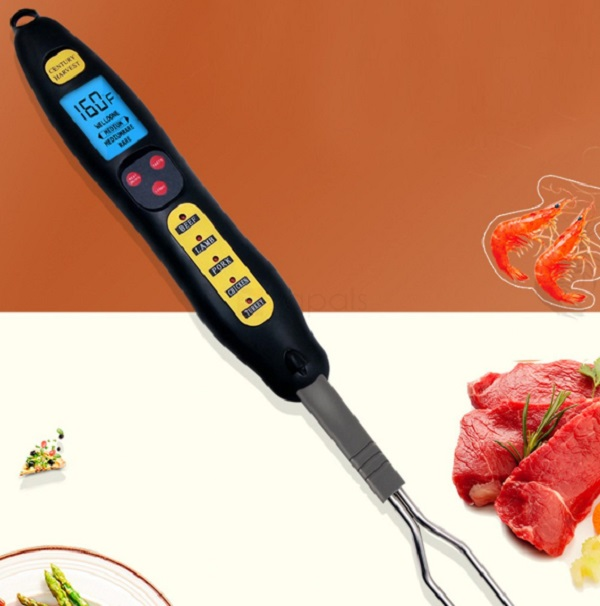 Zapals Barbeque Meat Thermometer