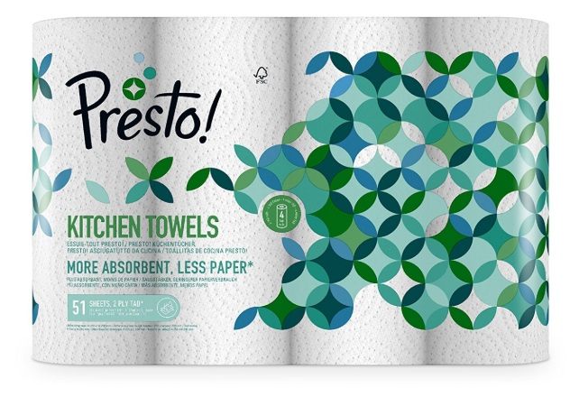 Presto! TAD Kitchen Roll