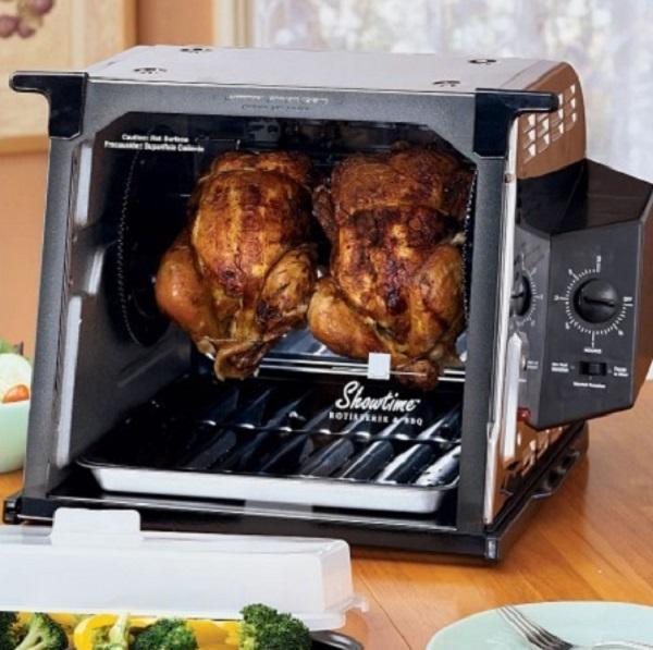 Rotisserie Chicken Quick Maker Kitchen Gadget