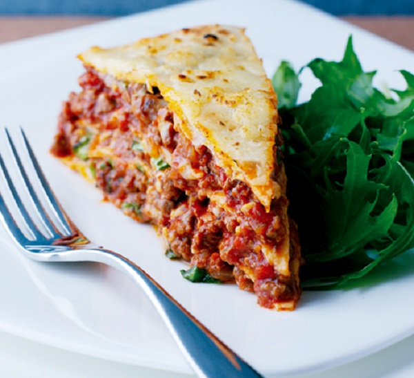 Beef and Tomato Spanish Tortilla
