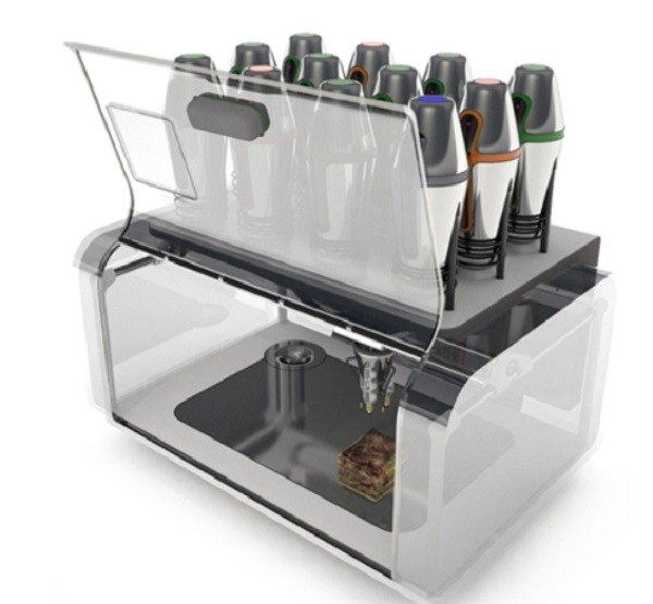 Cornucopia 3D Food Printer