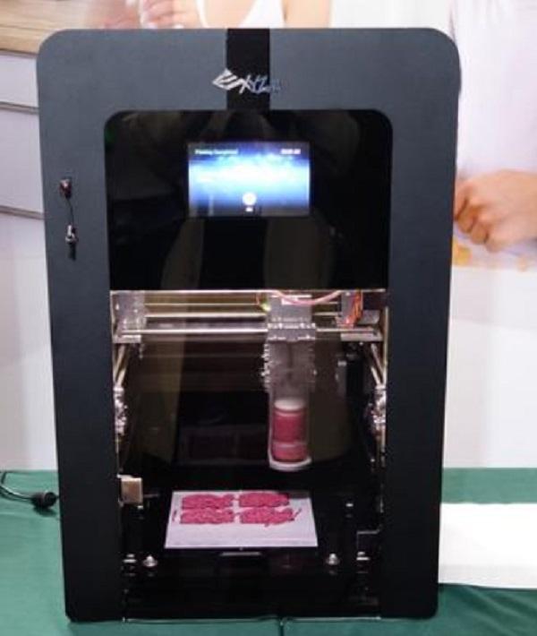 XYZPrinting Cake Topper Food Printer