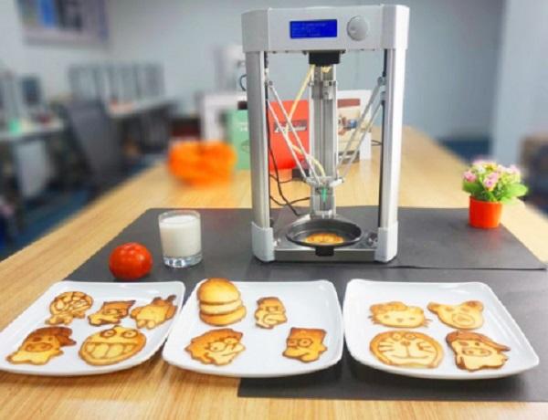 mmuse delta model desktop food printer - Kitchen Near You
