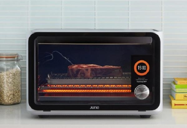 June Intelligent Micro Oven