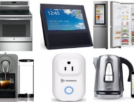 Ten AI Friendly Kitchen Gadgets That Work With the Amazon Alexa