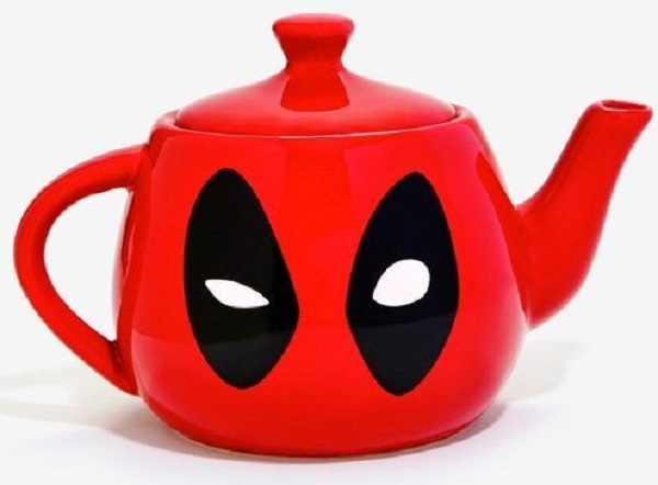 Official Deadpool Teapot