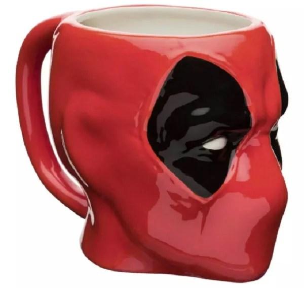 Deadpool 3D Ceramic Coffee Mug