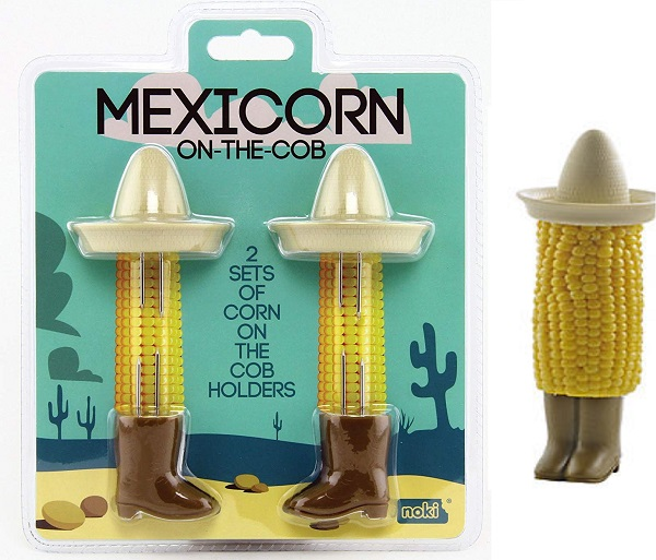 Mexicorn Corn on the Cob Holders