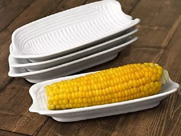 Corn on the Cob Holder Dishes