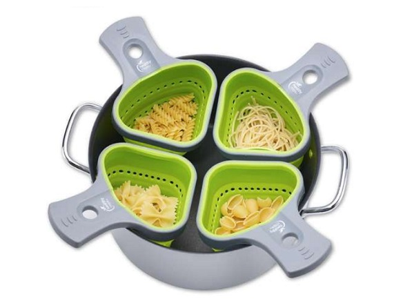 Healthy Steps Portion Control Pasta Baskets
