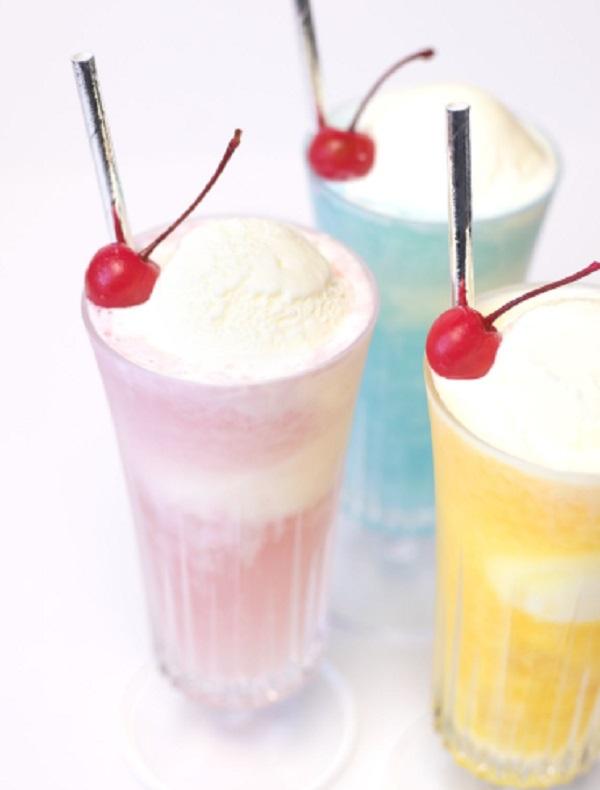 Cotton Candy Cream Soda
