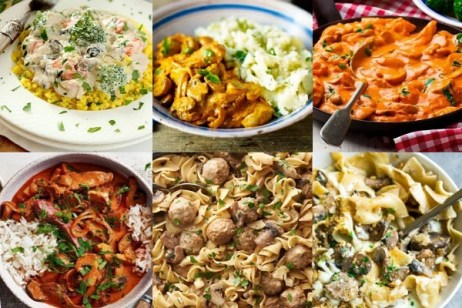 Ten Recipes for Stroganoff That Will Change-up Mealtimes Forever