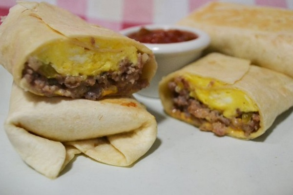 Copycat Mcdonald's Breakfast Burritos