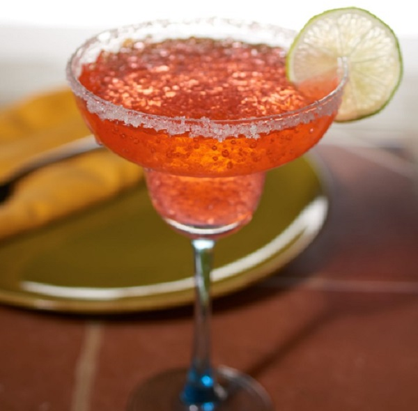 Sweet and Spicy Margarita