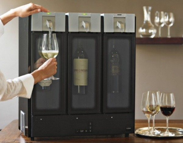 Skybar Wine Preservation & Serving System