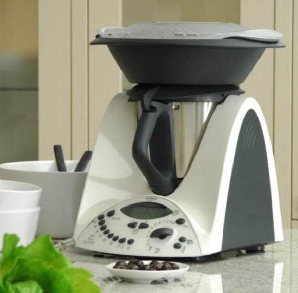 The Thermomix Food Processor
