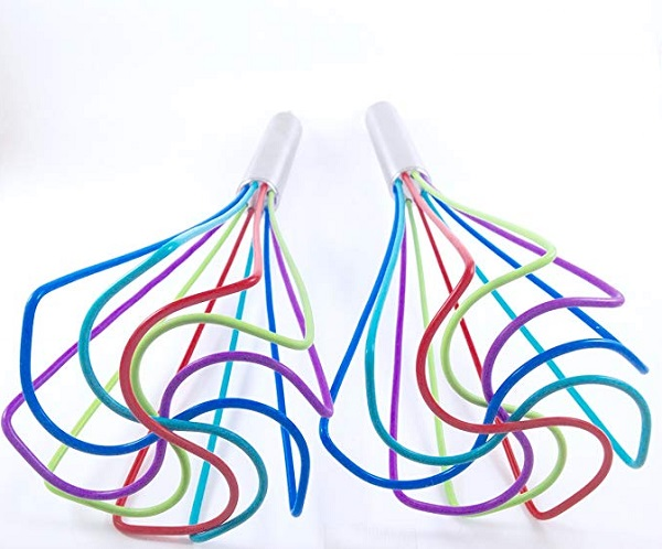 The Silicone Tornado Egg Whisk
