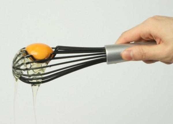 Ivan Zhang Egg Yolk Separator Whisk