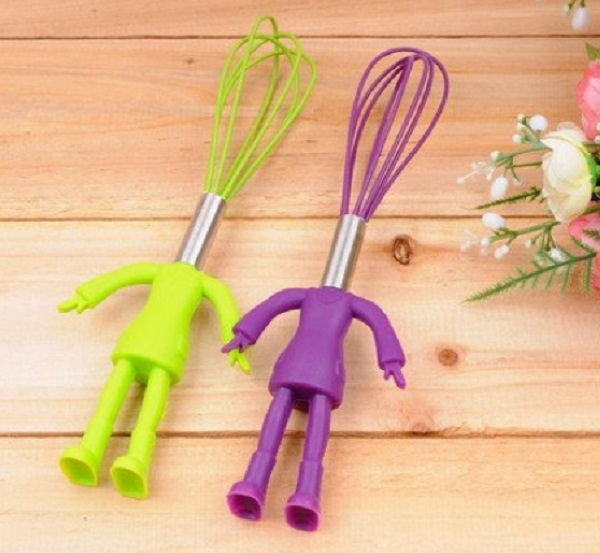 Little Men Egg Whisk