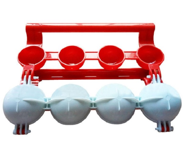 Plastic Stuffed Meatball Maker