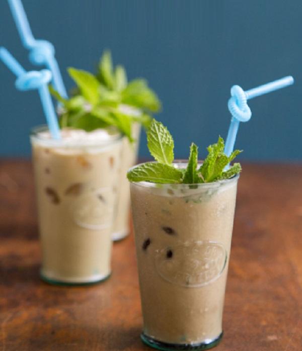 Mint Coffee Mojitos