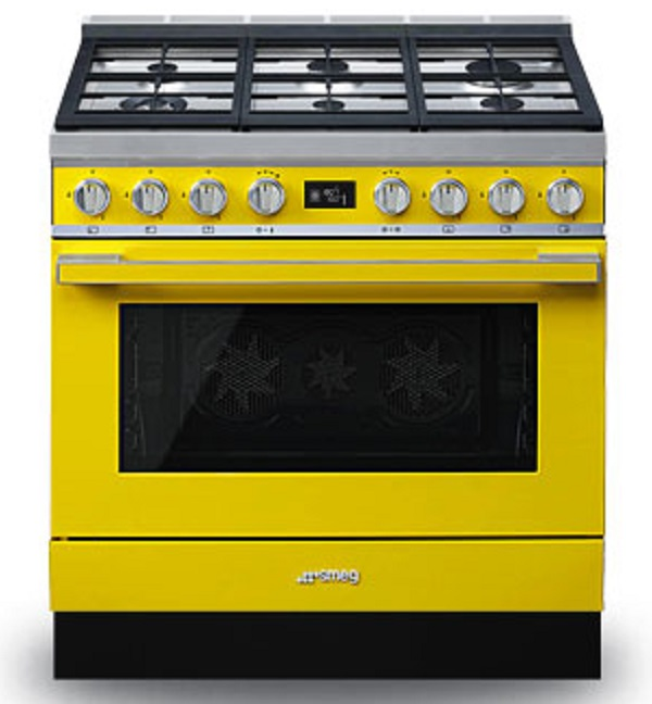 Smeg Portofino 90 Single Pyro AGA Cooker