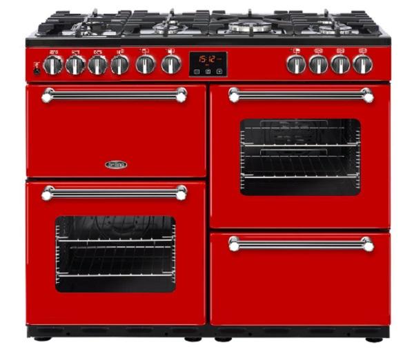 Belling Kensington 100DFT Dual Fuel AGA Cooker
