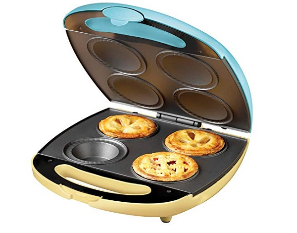 Nostalgia Electrics 4X Small Electric Pie Maker