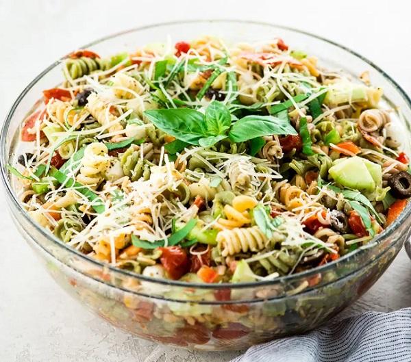 Summer BBQ Pasta Salad