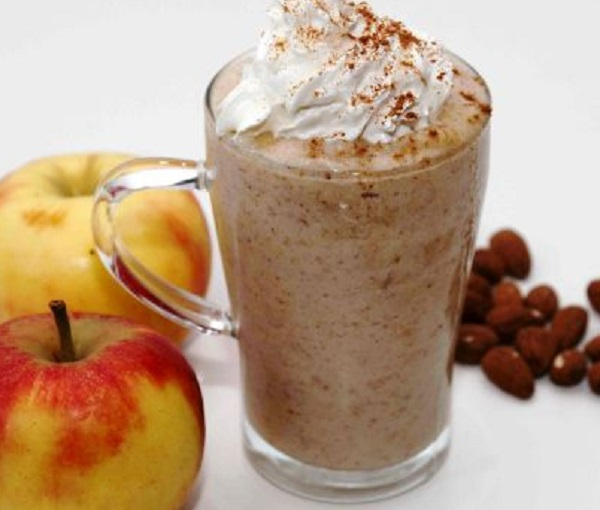 Apple Milkshake