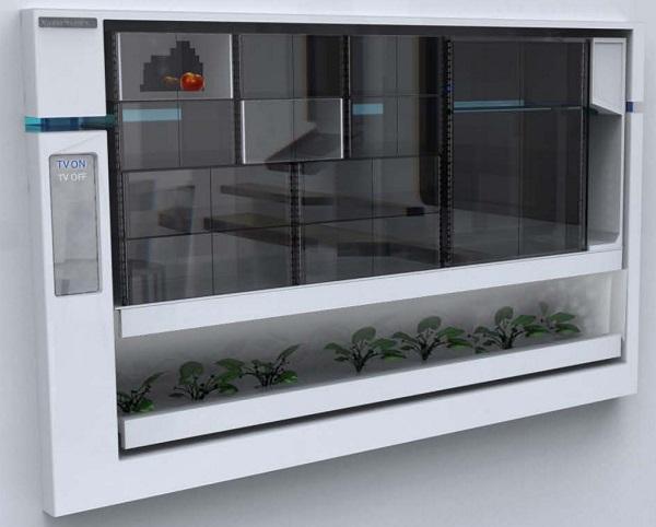 Electrolux Refrigerator Concept by Marcela Guarnizo