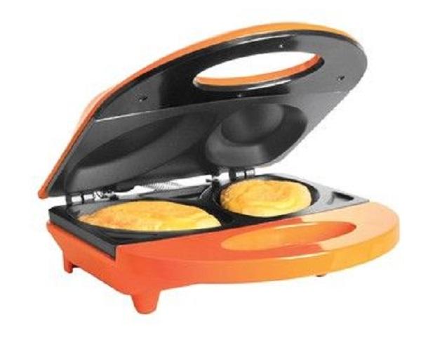 Holstein Housewares Orange Electric Omelette Maker