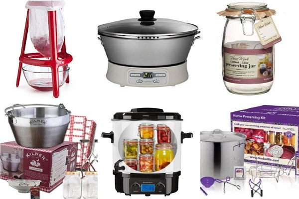 Ten of the Best Kitchen Gadgets for Making Jams, Jellies and Preserves