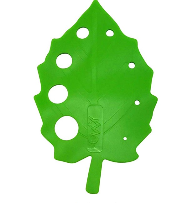 Moditional Products Leaf Shaped Greens and Herb Stripper