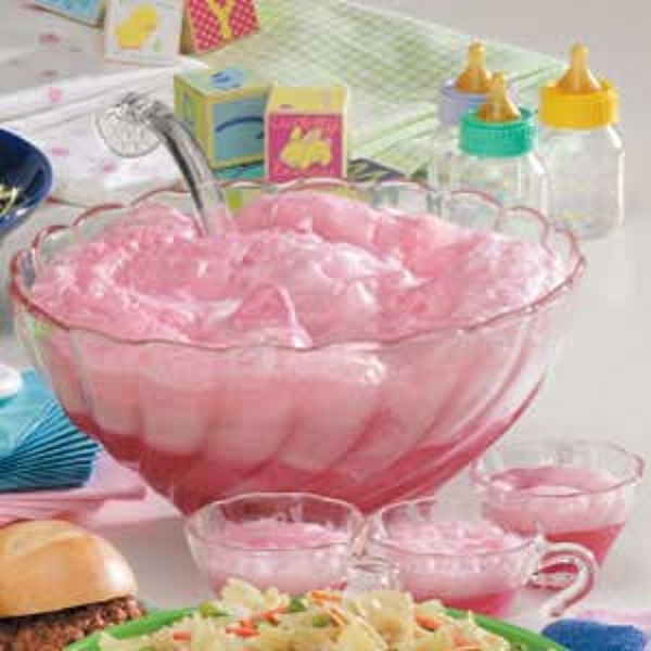 Rock-A-Bye Baby Shower Punch