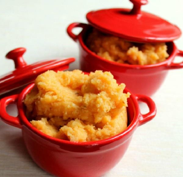 Smoked Paprika & Garlic Cheesy Mash
